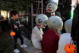 Китай встал на борьбу с зомби