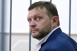 Никита Белых вину во взятке не признает