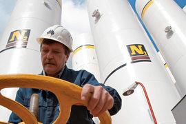 В корзине производимых «Роснефтью» нефтепродуктов треть занимает мазут
