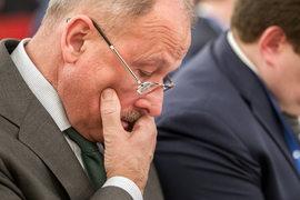 В предыдущем составе интересы ВЭБа представлял Владимир Дмитриев, который в 2016 г. покинул пост председателя ВЭБа