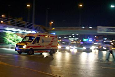 В аэропорту Стамбула произошел теракт