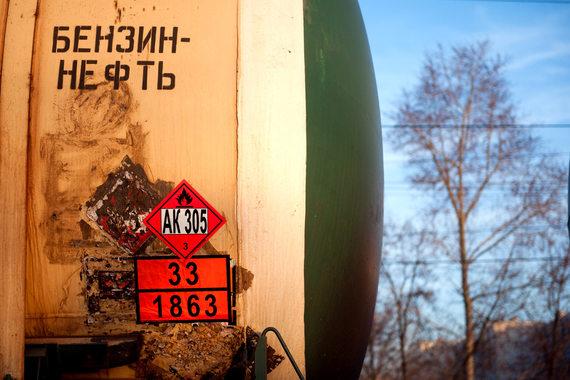 Специалисты предупредили обубытках независимых АЗС из-за цен набензин