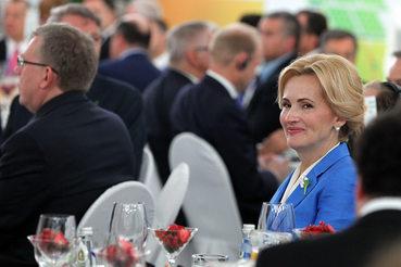 Ирина Яровая смогла найти подход к сенаторам