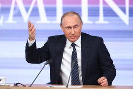 Путин учтет замечания к антитеррористическому пакету Яровой