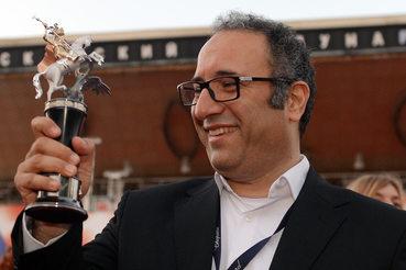 Гран-при 38-го Московского международного кинофестиваля - статуэтку «Золотого Святого Георгия» получил фильм «Дочь» иранского режиссера Резы Миркарими