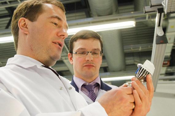 Производитель светодиодов «Оптоган» (50%), еще 50% распределено между