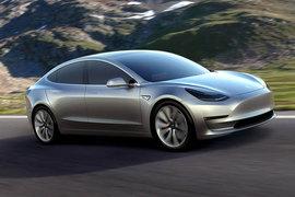 Прототип модели для массового рынка Tesla3 был представлен в марте 2016 г.