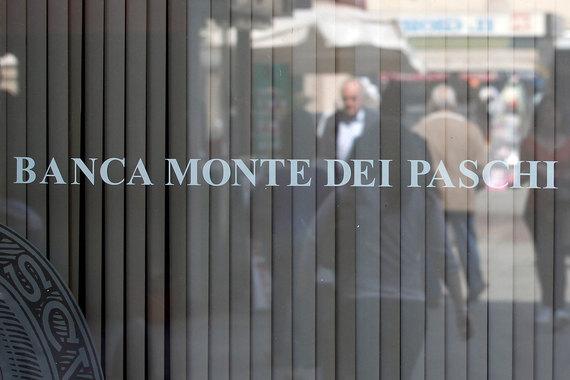 В понедельник стало известно, что ЕЦБ потребовал от Monte Paschi сократить проблемные кредиты, составляющие треть его портфеля