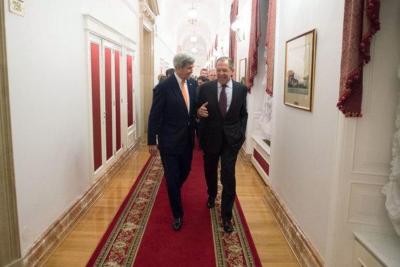 Переговоры сОбамой убедили вготовности США кпартнерству сРоссией— Путин