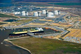 Американская компания Cheniere Energy наращивает поставки газа за рубеж через СПГ-терминал Sabine Pass