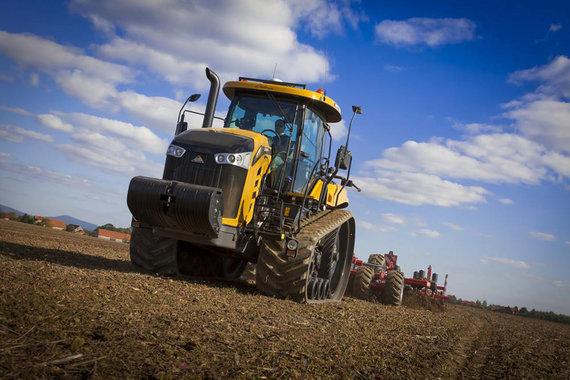 AGCO и «Русские машины» получат субсидии на сельхозтехнику