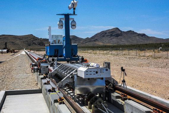Руководство Hyperloop One подало встречный иск на $250 млн Брогану БэмБрогану