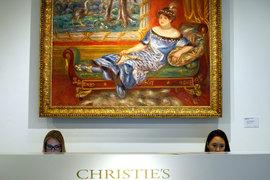 В первой половине 2016 г. Christie's продал произведений искусства и предметов роскоши на $3 млрд
