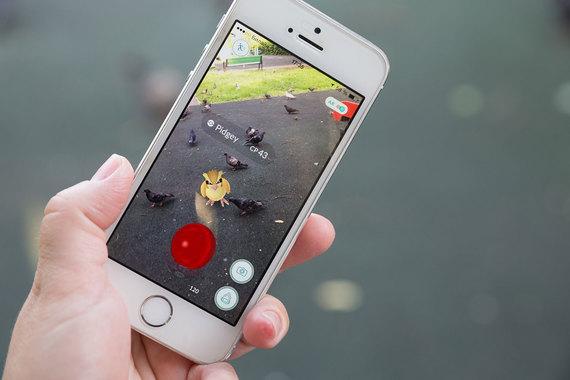 Число активных пользователей Роkemon Go в столицеРФ - около 180 тыс. человек