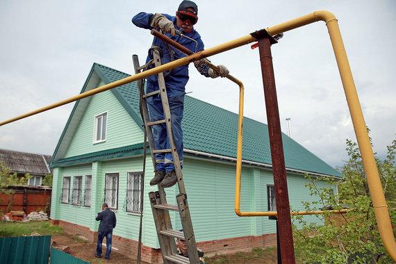 Правительство ищет помощников для «Газпрома»