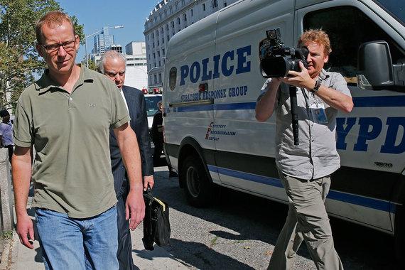 Милиция Нью-Йорка арестовала топ-менеджера банка HSBC