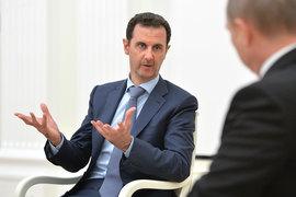Саудовская Аравия предложила России деньги за Башара Асада