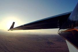 Беспилотник Aquila совершил первый полет