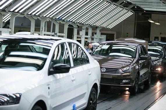 В этом году в Мексику может отправиться около 2200 седанов Polo калужской сборки