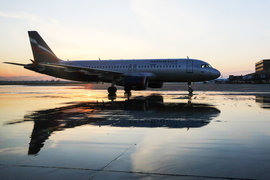 В июне рост пассажиропотока крупнейшей российской авиакомпании «Аэрофлот» замедлился