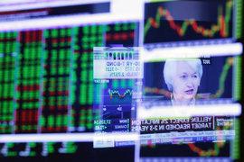 В марте руководители ФРС планировали повысить ставки за 2016 г. два раза по 25 б. п.