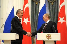 Президенты России и Турции встретятся 9 августа