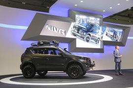 Прототип новой Niva на Московском автосалоне – 2014