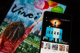 «В контакте» владеет правами на Vinci, а в магазинах приложений оно опубликовано от имени самой социальной сети