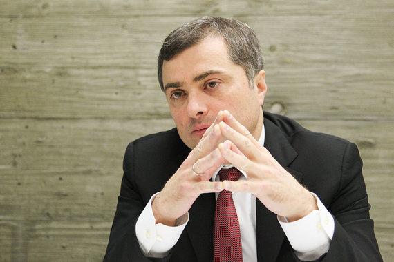 Сурков несет потери