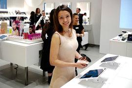 Начав с магазинов одежды, Ольга Коцур теперь сотрудничает даже с продавцами косметики
