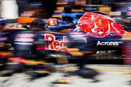 Acronis заключила контракт с Toro Rosso на несколько лет