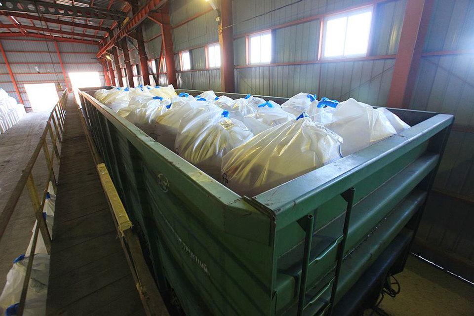 Тыретский солерудник на своем сайте называет себя «крупнейшим поставщиком пищевой каменной соли в Сибирском и Дальневосточном федеральных округах» России