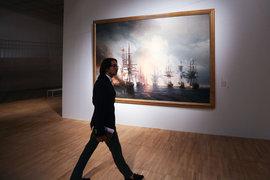 Море и корабли – излюбленный сюжет Ивана Айвазовского