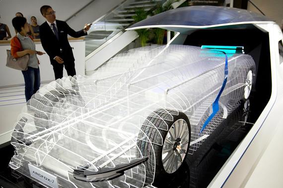 Китай догоняет США в области технологий
