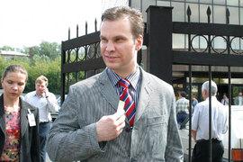 Экс-юрист ЮКОСа Дмитрий Гололобов дал американскому суду показания против руководства своей бывшей компании