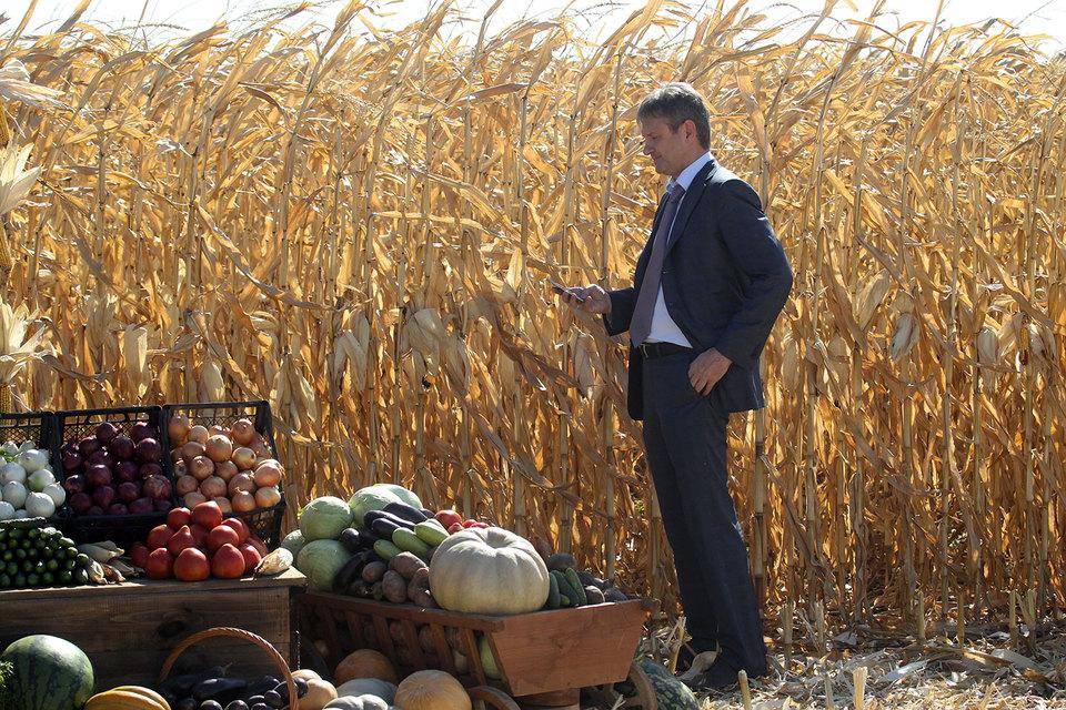 Министр сельского хозяйства Александр Ткачев (на фото) доказал правительству, что не оказывает никакого влияния на аграрный бизнес своих родственников, но за время его работы в министерстве этот бизнес заметно подрос