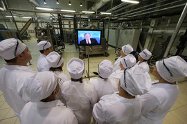 Чтобы сохранить бизнес по телеизмерениям в России WPP согласилась продать 80% TNS государству