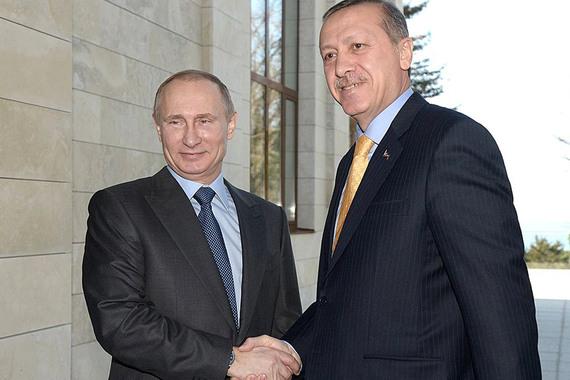 Эрдоган поделился ожиданиями отвстречи с«другом Владимиром»