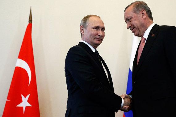 Эрдоган: Турция занимается делом предполагаемого убийцы пилота Су