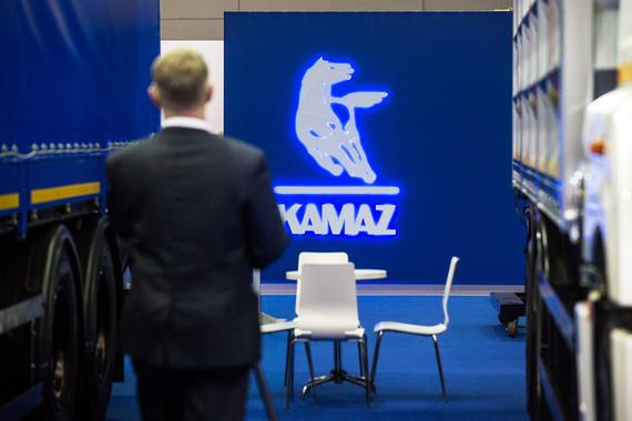 Подведены результаты работы «Камаза» засемь месяцев 2016 года