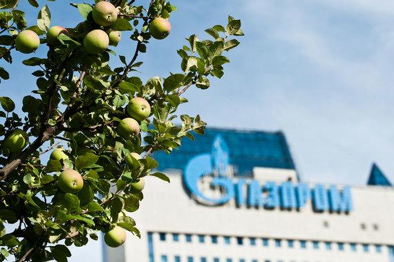Прибыль «Газпрома» упала на5%