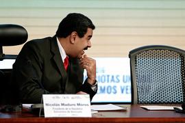 Мадуро ждет чуда