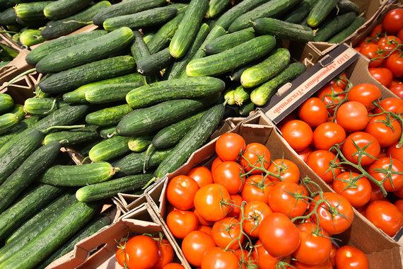 Росстат фиксирует падение цен вторую неделю подряд— Овощная дефляция
