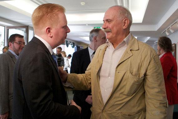 РСП Никиты Михалкова разорвёт сотрудничество сРАО после ареста руководителя организации
