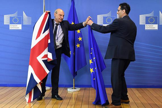 Выход Великобритании изЕС откладывается