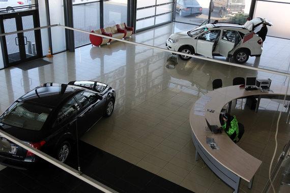 Китайский автоконцерн FAW хочет выпускать легковые автомобили на Автоторе