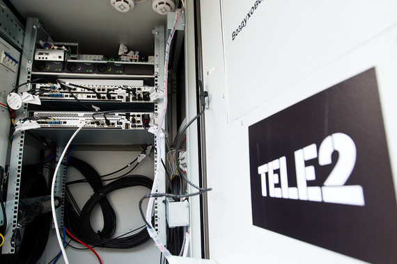 ВОмской области «Билайн» иTele2 объединят сети