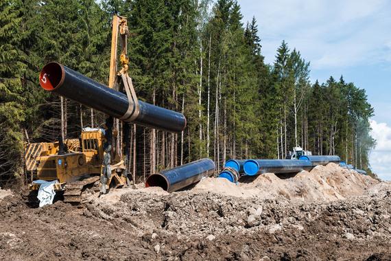 «Газпром»: Санкции неоказали существенного воздействия наработу компании