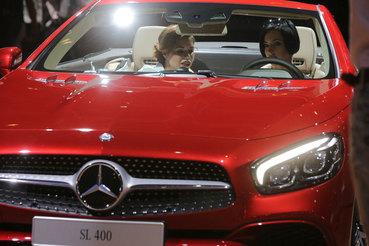 Западноевропейские и японские автопроизводители проигнорировали открывшийся сегодня Московский международный автомобильный салон