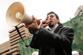 Александр Поткин (Белов) был задержан в октябре 2014 г.